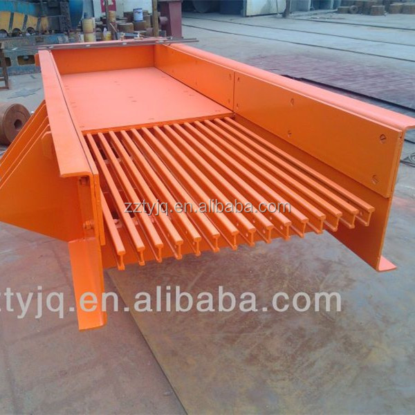 China super quality magnetic vibrating feeder