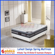 Good quality bonnel spring natural elegance mattress ML2014-2