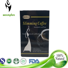 Natural Herbs Slimming Black Coffee - Make Your Own Brand Coffee / Private Label / OEM Available