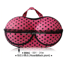 Travel EVA Bra Organizer Case Zip Storage Bag Wholesale