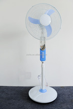 18inch DC Stand fan (Rechargeable / Solar/ Dc)