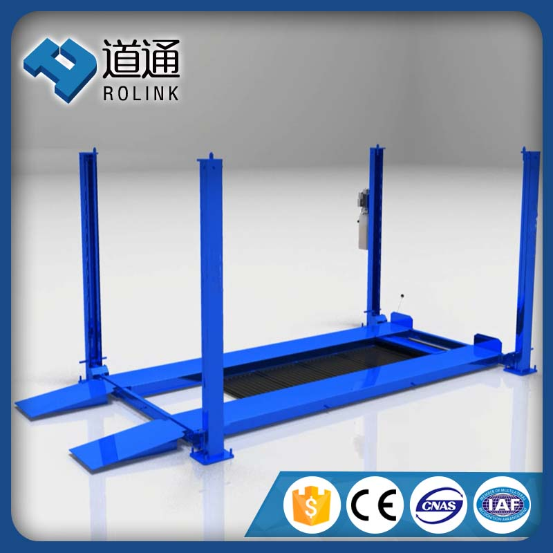 Scientific and economical harding steel car lift price