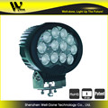 Factory direct offer auto lighting Oledone IP68 C ree Oval 120W Jeep LED driving light
