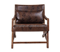 High quality luxury antique style wooden chair factory foshan