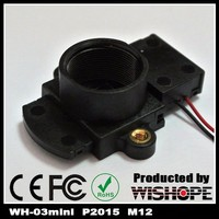 Wishope M12 mount mini ir cut for CCTV camera