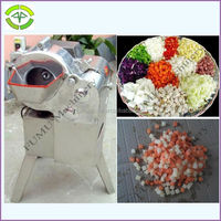 500kg/h magic chopper slicer dicer chop fruits vegetables with cutting size 3-20mm