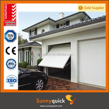 Guangdong wholesale high quality stainless steel tilt up garage door