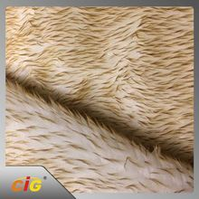 Manufacturer Supply Stronger Durable faux rabbit fur fabric