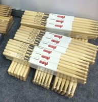 china cheap 5A/7A Bulk solid maple drum sticks