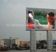 P16 outdoor school sports led display pantalla lugares