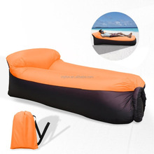 Fast Inflatable Camping hot Sleeping Bag Sofa Bed Lazy Waterproof Lounger Chair