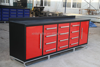 Garage metal tool cabinet workbench view workbench suihe for W garage assurance