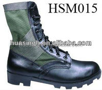 spike protective hot weather combat OD green military jungle boots Panama sole