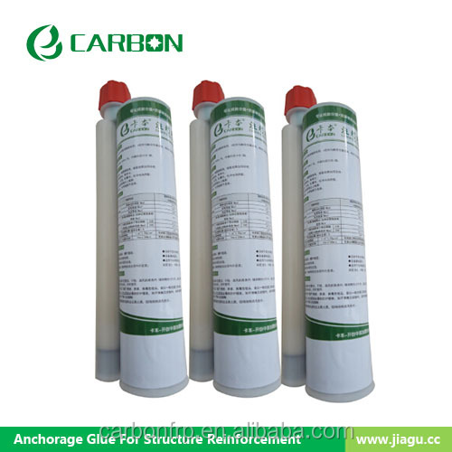 CBRR-A/B injection anchorage glue , adhesive glue,construction of anchorage