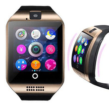 CE and RoHS Certificate Waterproof Cheap Factory Price Android & iOS Support Best DZ09 2G Smart Watch Cell Phone