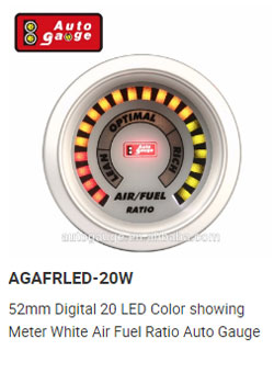 electronic tachometer gauge