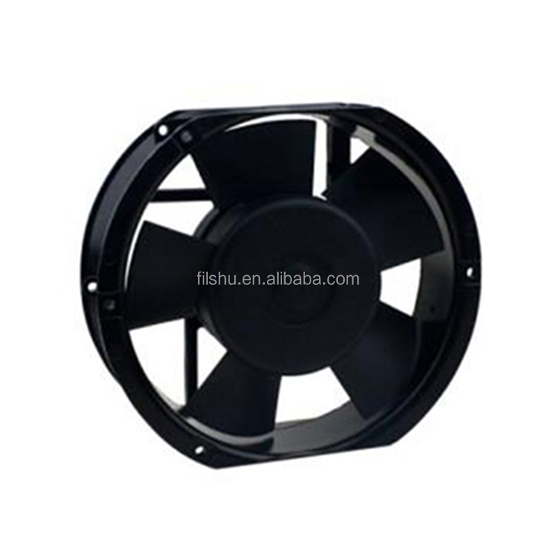 "150x172x51mm 6 inch 6"" industrial exhaust axial flow fan"
