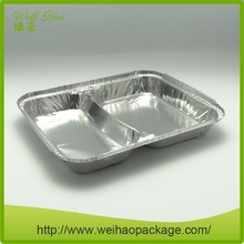 Different Shapes Disposable Aluminum Foil Tray
