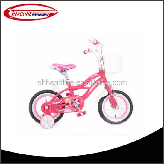 2016 new high quality kids bike children bike from Chinese manufacturers With good price for 3-5 years children