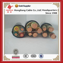 China factory price 0.6/1kv 5 cores electrical cable price