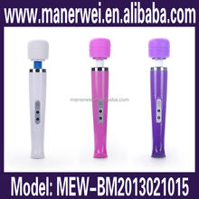 OEM Private Label Customized Color 20 Speed Electric Handheld back massager