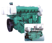 R6160 / X170 Series Marine Diesel Engine