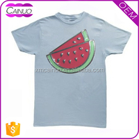 Print T-Shirts 100 combed cotton custom tees