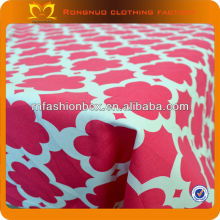 2014 Wholesale High quality digital printing 100% cotton fabric textile