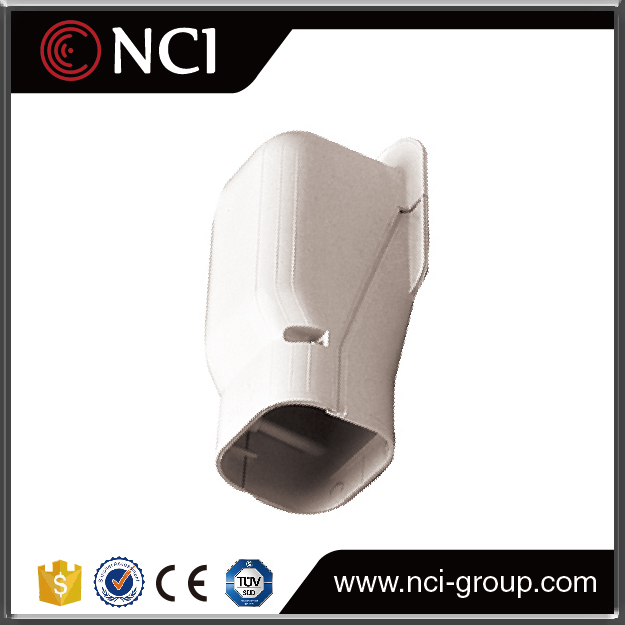 PVC Ducts and Accessories, QG, Wall Corner