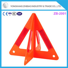 Favoriable Warning Triangle With Nice Design Inserting Disk Warning sign