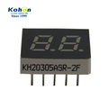 DIY kit Common Anode 0.3 inch 2 digit Super red 7 segment DIP led numeric display