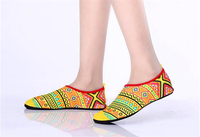 UIN latest shoes design Elegant Lady mature women soft sole shoes