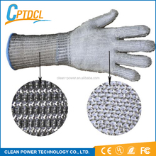 New Products CE UL ROHS Mechanic Work Glove Cut Resistant Stainless Steel Safety Hand Gloves