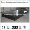 Multifunctional precision granite measuring surface table with low price