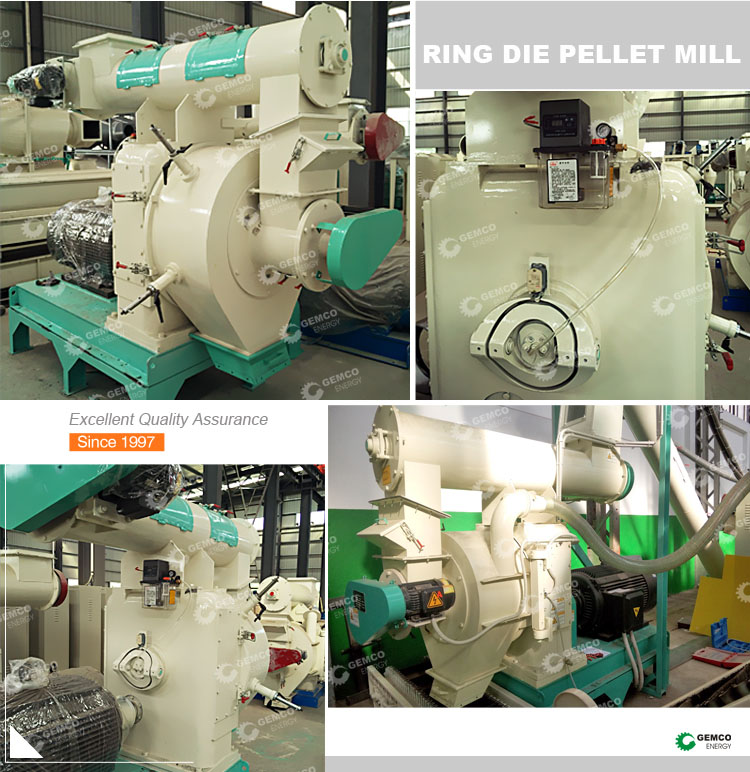 design cheapest pelleting machine construction