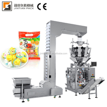 JT-400W automatic weighting grain plastic bag packaging machine