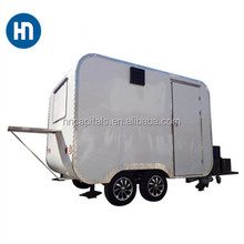 CE ISO certificate Hot Selling Fast Street New used mobile fast food stall for sale