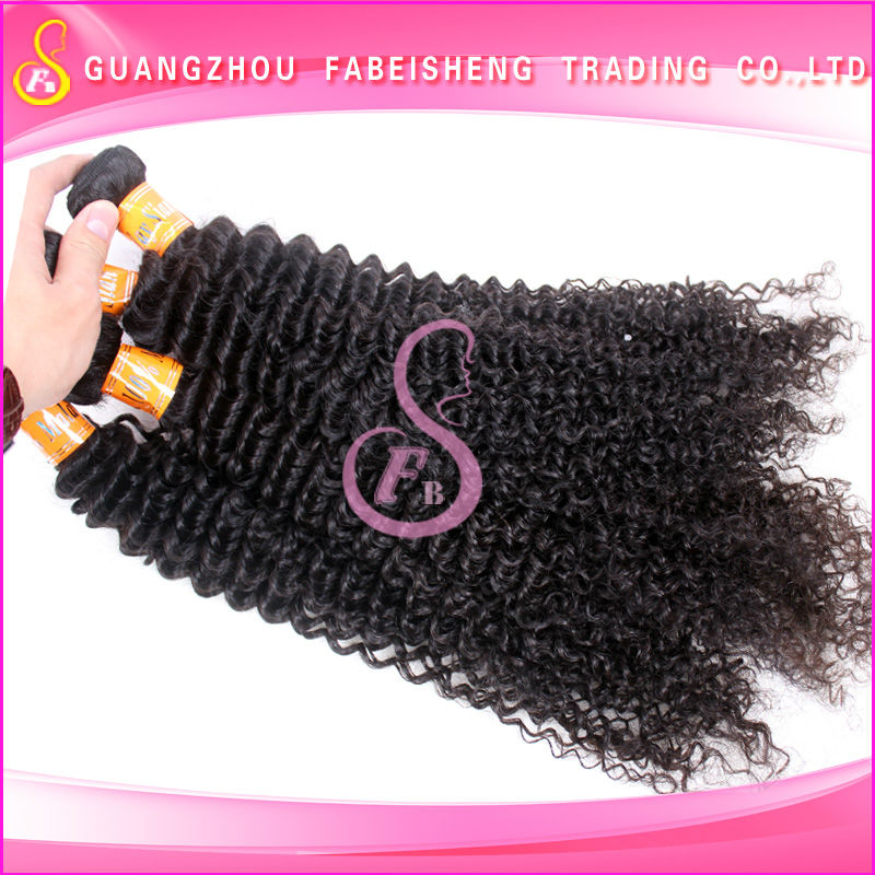 Extension weave deep curly virgin guangzhou shine hair trading co ltd malaysian hair