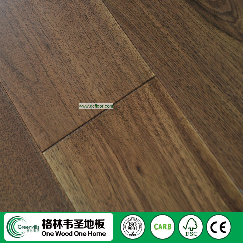 American walnut wood flooring/solid walnut flooring parquet