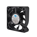 50x50x10mm 5v 12v 24v dc axial fan with plastic housing and blades to UL49V-0