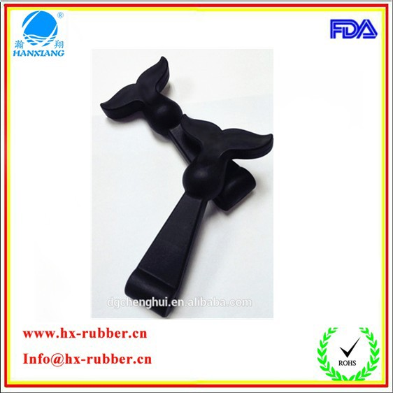 Customize 2016 new high quality durable rubber latchs / draw latch / box lock latch products
