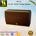 PK-12 Single 12inch 450W Home Theater Dj Equipment Speaker Box