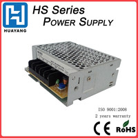 50W 12v 24v dc smps switch mode power supply