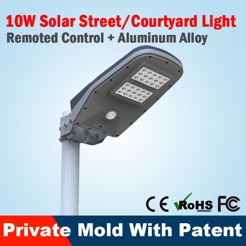 New brand 2016 outdoor wall solar lights with CE certificate