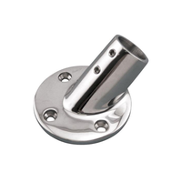 Stainless Steel 316 marine hardware stanchion base for boats