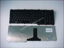 Brand New RUSSIAN Laptop Keyboard for Toshiba f501 g501 g50 a500 p505 l582 Black Series RU