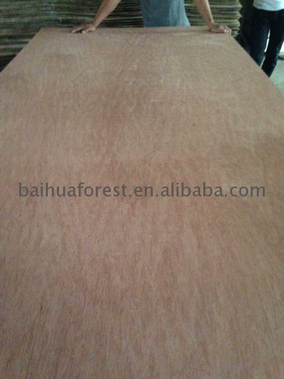 21mm red hardwood plywood