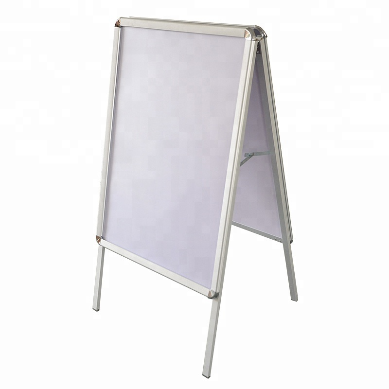Outdoor Aluminum A1 Poster Stand for Promotional <strong>Advertising</strong>