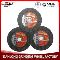 T41 4inch 105x1.2x16mm super thin cutting disc for metal