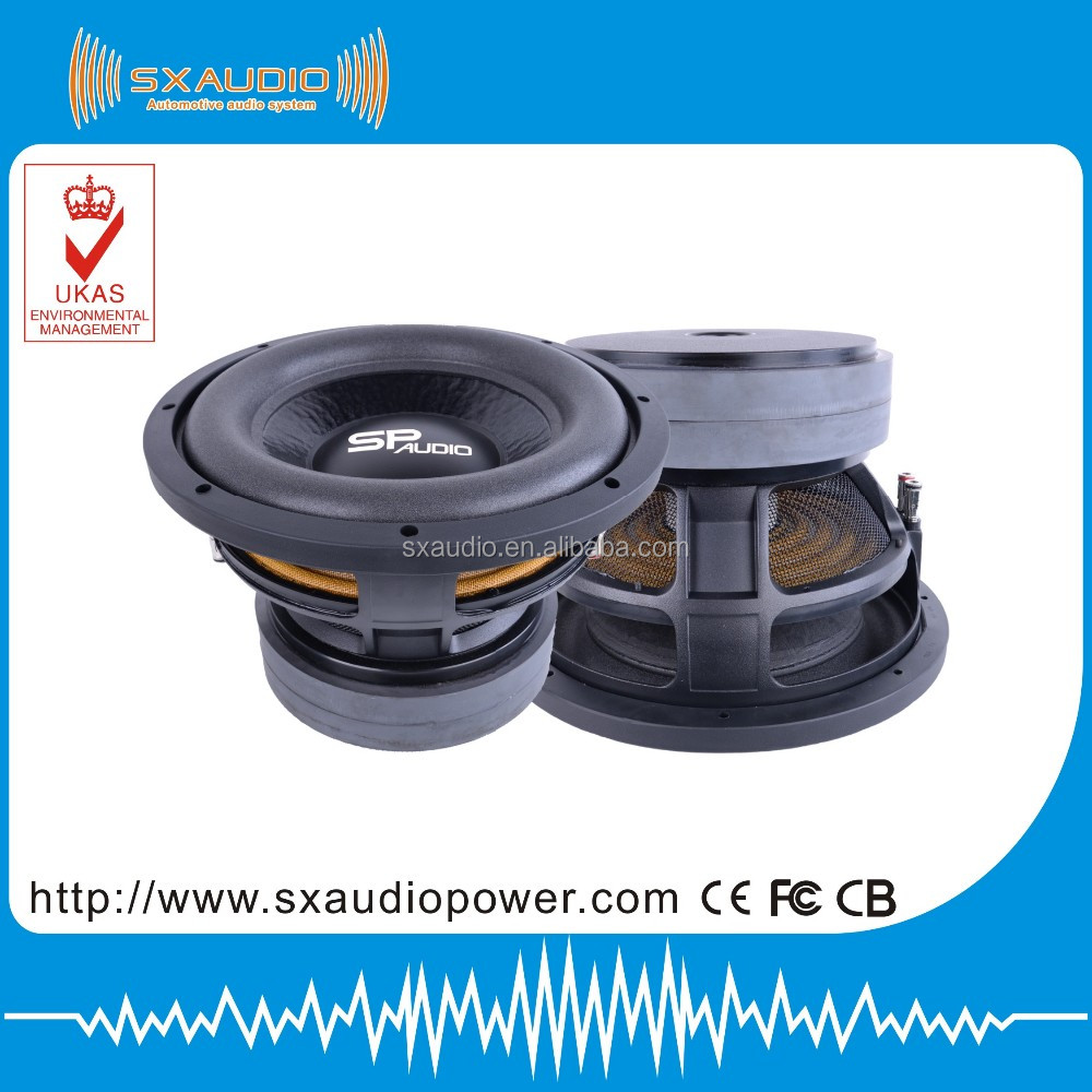 best sale good feedback car subwoofer,professional 12 inch car subwoofer audio ,high power car subwoofer 2000w